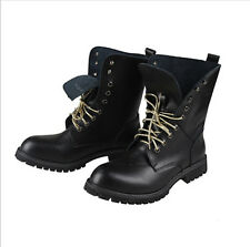 Suicide Squad Cosplay Boots Joker Jared Leto Cosplay Shoes Men Boot Custom Made