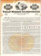 Philip Morris Inc.  1000$  1959