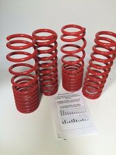 Spax Suspension Performance Springs Mercedes C-Class Sport Coupe W203 01 1.2""