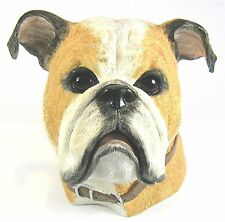 British Bulldog Money Bank or Box- Country Artists Discontinued * Ex Showroom
