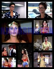 WONDER WOMAN #2-1B,COLLAGE SCENES,lynda carter