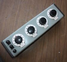 Cambridge Instrument Co. Ltd. AC-DC Decade Resistor box L-411032