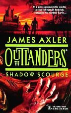 Shadow Scourge 13 by James Axler (2000, Paperback) **Very Good