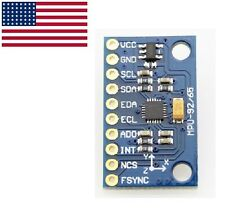 MPU-9250 (updated MPU-9150) 9DOF Module Nine-axis Gyro + Accel + Mag Compass NY