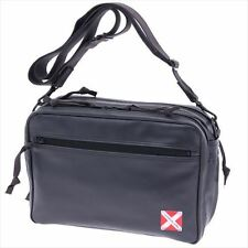 NEW Yoshida Bag LUGGAGE LABEL LINER SHOULDER BAG 951-09241 Black