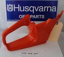 New OEM 577908201 Husqvarna Chainsaw Rear Handle  537230601 455 460 Rancher