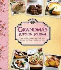 Diario de cocina de la Abuela De Parragon Book Service Ltd (espiral, 2011)