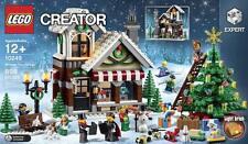 NEW LEGO Creator Winter Toy Shop 10249 Expert Christmas Tree Presents Light NIB