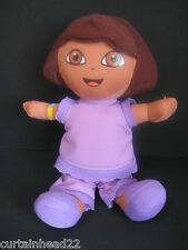 PLUSH DORA THE EXPLORER SOFT TOY FISHER PRICE