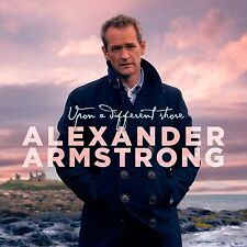 ALEXANDER ARMSTRONG UPON A DIFFERENT SHORE CD - NEW RELEASE OCTOBER 2016
