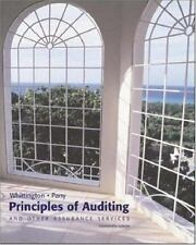 Principles of Auditing & Other Assurance Services-ExLibrary
