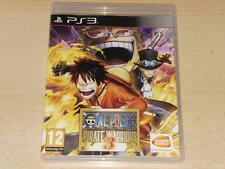One Piece Pirate Warriors 3 PS3 Playstation 3 ** GRATIS UK FRANQUEO **