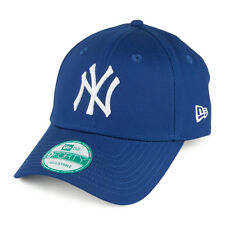 NEW ERA MENS 9FORTY BASEBALL CAP.GENUINE NEW YORK YANKEES BLUE ADJUSTABLE HAT 79