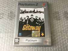 VINTAGE PS2 PLAYSTATION 2 # THE GETAWAY # TEAM SOHO PLATINUM PAL ITA# SEALED