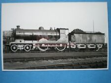 PHOTO  LMS EX GSWR CLASS 131  4-4-0 14515 ON SHED AT AYR 5/30