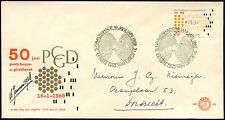 Netherlands 1968 Postal Cheque & Clearing Service FDC First Day Cover #C27324