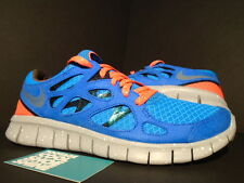 Nike FREE RUN+ 2 DB II DOERNBECHER GALAXY BLUE CRIMSON BLACK GREY 578363-446 9.5