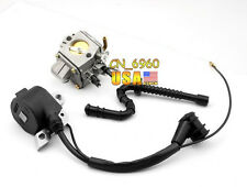 Carburetor Ignition Coil Fuel Line Fit STIHL MS290 MS310 MS390 029 039 Chainsaw