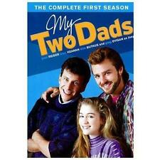 My Two Dads - Season One (DVD, 2009, 4-Disc Set) Viewed Once!