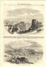 1870 RAGUSA Dalmazia BORGE Pille gravoso