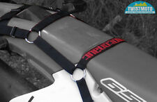 Motonaut Base Rack Only Motorcycle Soft Luggage Enduro Off Road Dirt Adventure