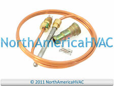 """Gas Furnace Water Heater 24"""" Thermocouple Johnson Controls K15DS-24 K15DS-24H"""