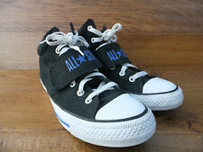 Converse CT All Star  Black Canvas Hi Top  Trainers Size UK 10 EUR 44