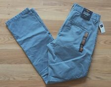 NWT Men's GAP KHAKIS Blue Lived in Tapered Fit Khaki Pants Size 31/30