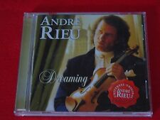 Andre Rieu Dreaming (2001)CD 589 306-2 UPC 73145893062 Mint Cond Classical Music