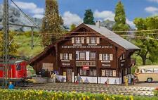 Faller 110129 Bahnhof Litzirüti Schweiz/ Rhätische Bahn RhB Bausatz  Neu/OVP