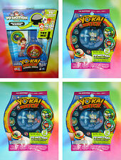 YO-KAI WATCH - MODEL ZERO YO-MOTION Season 2 + 3 PACKS Yokai Medals Hasbro 2016