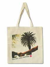 RED HOT CHILI PEPPERS HANDSHAKE CANVAS TOTE BAG NEW OFFICIAL BAND MUSIC