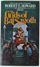 Gods of Bal-Sagoth by Robert E. Howard 1979 Ace Books Paperback 29525-8