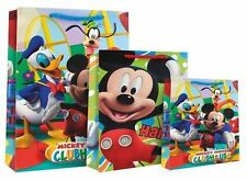 New Birthday Party Boys Mickey Mouse Grab Bag X-Large Eday Bag Party Bag Supply