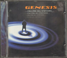 GENESIS Calling All Stations 11 track NEW CD 16 page LYRICS Mike Rutherford