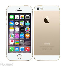 Apple iPhone 5S A1533 16GB Gold Factory Unlocked 4G LTE Smartphone Cellphone