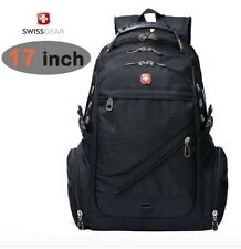 "17"" Wenger Waterproof Swiss Gear Travel Bags Macbook laptop bag hiking backpack"