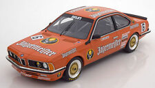 CMR BMW 635 CSI Jagermeister European Champ 1984 #6 ETCC Stuck 1:18 Rare Find!