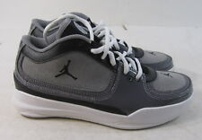 Nike Air Jordan Team ISO Low (GS) Boys Basketball Shoes 440822-004 Stea SIZE  5Y