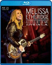 MELISSA ETHERIDGE - A LITTLE BIT OF ME: LIVE IN L.A 2 BLU-RAY NEU