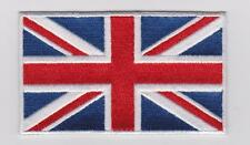 ENGLAND FLAG PATCH IRON ON FLAG IRON OR SEW ON PATCH GREAT BRITAIN FLAG