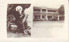 Canada Quebec - St. Marc Boulangerie circa 1950 postcard
