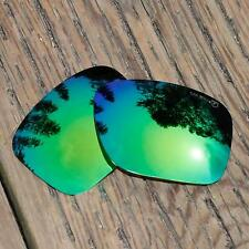 Walleva Mr.Shield Polarized Emerald Lenses for Oakley Holbrook