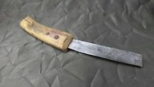 Great Antique 19th Century G. Wostenholm & Sons Washington Works Hoof Knife