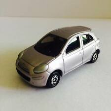 Takara Tomy Tomica No.12 Nissan March - Loose