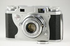 Konica IIB 50mm f2.8 Rangefinder Konishiroku Hexar from JAPAN Exc+ *0038
