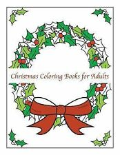 Magical Creative Colouring for Grown Ups: Christmas Coloring Books for Adults...