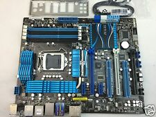 FOR ASUS P8P67 DELUXE DDR3 Intel P67 MotherBoard LGA 1155 Socket