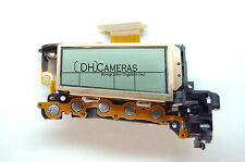 CANON EOS 60D DIGITAL SLR TOP LCD SCREEN DISPLAY CONTACT UNIT REPAIR A0157