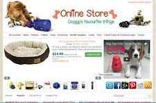 Dog Items Affiliate Store Website Free Installation+Hosting